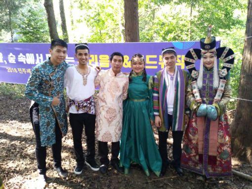 '2018 아시아소리프로젝트(Asia Sori Project)'